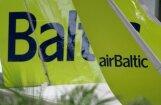 Минсообщения хочет через суд наложить ограничения на действия с акциями airBaltic