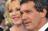 Šķirta Antonio Banderasa un Melānijas Grifitas laulība