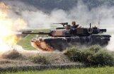 ASV tanki Latvijā: Mežainā apvidū nevar izmantot visas to priekšrocības, atzīst ministrija