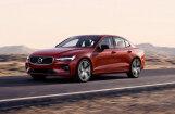 Pirmais 'Volvo' bez dīzeļdzinēja – prezentēts jaunais 'S60' sedans