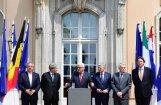 ES dibinātājvalstis vēlas drīzu sarunu sākšanu par Lielbritānijas izstāšanos