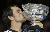 Рекордсмен Федерер стал пятикратным чемпионом AusOpen и выиграл 18-й