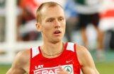 Jurkevičs: Pievīla laime, jo netrāpīju ātrākajā skrējienā