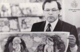 Arhīva foto: dzejniekam Jāzepam Osmanim – 85