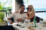 Greznība un romantika: Simonas Kubasovas un viņas Radža skaistā mīlestība