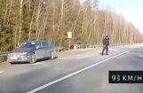 У полиции появились сомнения, что оштрафованный водитель действительно ехал 151 км/ч