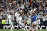 ВИДЕО: Первыми полуфиналистами ЛЧ стали прошлогодние финалисты, Роналду забил из офсайда