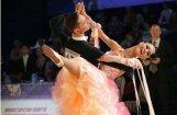 Latvijas dejotāji sasniedz pusfinālu 'Grand Slam' sacensībās Honkongā