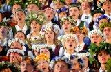 Rīgā vēlas izveidot pasaules lielāko dziedošo kopkori