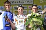 Andžam Flaksim 2.vieta 'Scheldeprijs Schoten' velosacensībās, Preimanim lauzts atslēgas kauls