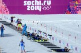 Международный союз биатлонистов наложил на Россию санкции