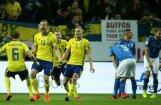 Сборная Италии впервые с 1958 года может не попасть на чемпионат мира по футболу