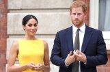 Меган Маркл надела яркую одежду впервые после свадьбы