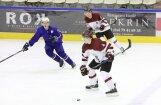 Elites divīzijas durvis Latvijas U-20 hokejistiem paliek slēgtas