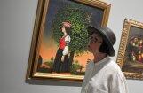 Foto: Vērienīgākās mecenātu Zuzānu kolekcijas izstādes 'TOP no top' atklāšana