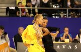 Latvijas sporta deju pāris izcīna 26. vietu Eiropas čempionātā Latīņamerikas dejās