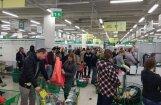 Прекратили работу все латвийские супермаркеты Prisma