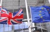 EK gatavojas 'Brexit' sarunām pēc pirmstermiņa vēlēšanām Lielbritānijā