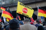 За год в Германии было совершено более 3,5 тысячи нападений на беженцев