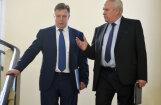 Kučinskis nesaskata problēmas, ka viņa prombūtnē premjera pienākumus pildīs Dūklavs