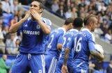 'Chelsea' divu spēļu summā atspēlējas un iekļūst Čempionu līgas 1/4 finālā