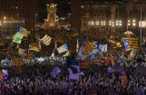 Vācija brīdina ceļotājus būt piesardzīgiem Katalonijā