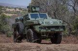 Latvijas armija testēs un izvēlēsies bruņotās automašīnas