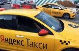 Latvijas tirgū ienāk Krievijas 'Yandex.Taxi' – konkurents 'Taxify'