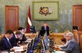 Кучинскис: правительство за два года обеспечило стабильное развитие народного хозяйства