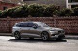 'Volvo' prezentējis jaunās paaudzes 'V60' universāli