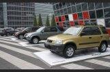 Honda готова возродить компактный кроссовер HR-V