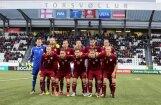 Latvijas futbola izlase ar kārtējo neizteiksmīgo sniegumu pārtrauc zaudējumu sēriju