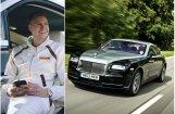 Porziņģis pozē tēva jaunajā 'Rolls-Royce'