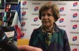 Ždanoka pārliecināta par LKS iekļūšanu Saeimā; sola aktīvi strādāt opozīcijā