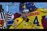 После матчей с Латвией шведы лишились трех кандидатов в сборную на ЧМ-2017