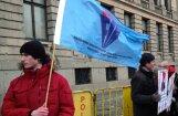 Antifašisti pirms 16.marta organizējuši 20 Austrumvācijas komunistu braucienu uz Rīgu