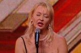 Britu šovā pēc slavas raujas latviešu bezdarbniece Zaiga