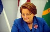 Straujuma ievēlēta par Saeimas Ilgtspējīgas attīstības komisijas priekšsēdētāju