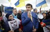 Саакашвили обещает вернуть Крым в состав Украины