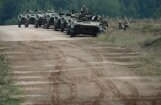 Paaugstinātas Krievijas aktivitātes dēļ apziņots NBS personāls