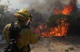 Foto: Plašos meža ugunsgrēkos Kalifornijā bojā gājuši 40 cilvēki
