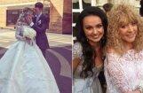 Gada kāzas Krievijā: Pugačovas mazdēls apprecējis mīļoto Aļonu