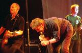 Koncerta apskats: Šeins Makgovans un 'The Popes'