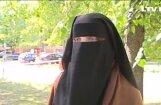 Ставшая Фатимой мусульманка Лига намерена засудить Латвию, если запретят закрывать лицо