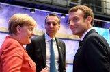 Меркель поддержала предложения Макрона о реформах ЕС
