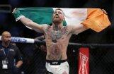 ВИДЕО: Конор Макгрегор — первый в истории UFC чемпион в двух весовых категориях