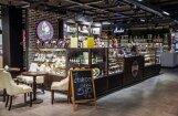 ФОТО: Торговый центр Rīga Plaza развивает гастрономическую зону