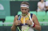 WTA rangs: Ostapenko sezonu noslēdz septītajā vietā, Sevastova – 16.