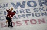 Двукратные олимпийские чемпионы Волосожар и Траньков провалили ЧМ в Бостоне