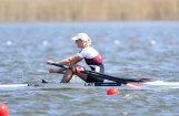 Airētāja Gulbe izcīna 15.vietu pasaules čempionātā